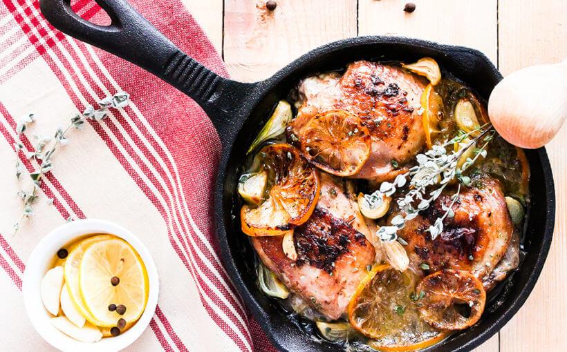 Dlaczego Gotowanie I Smazenie W Naczyniach Zeliwnych Jest Zdrowe